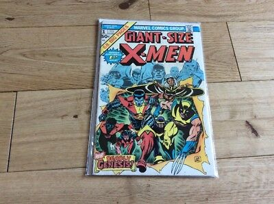Giant Size X-Men 1