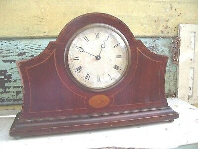 Clock Parts Mantel Swiss  Clock Platform Escapement Spares  For  Repair