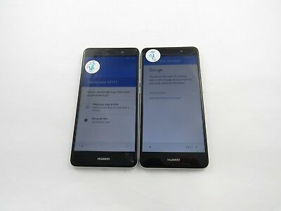 Google Locked Lot of 2 Huawei Ascend XT2 H1711 AT&T Check IMEI 4GL-1337