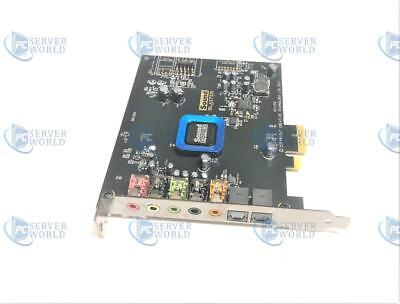 J75Nw Dell Creative Sb1350 Recon Sound Blaster 3D Pci-E Sound Card 0J75Nw