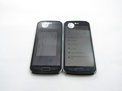 Google Locked Lot of 2 LG X Venture H700 AT&T Check IMEI 4GL-226