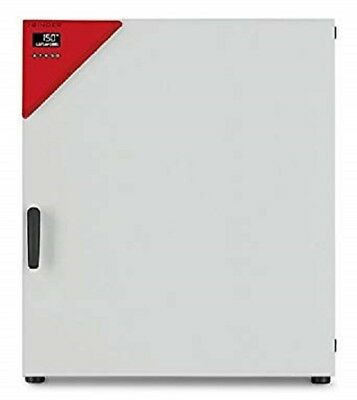 BINDER 9010-0306 Borosilicate Glass Model FD 115 Drying and Heating Chamber