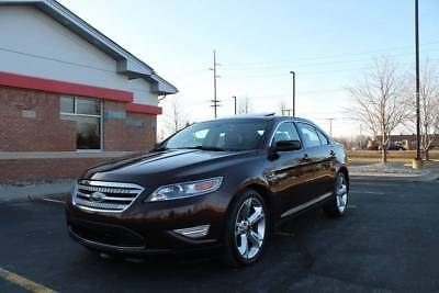 Taurus SHO AWD 4dr Sedan 2010 Ford Taurus