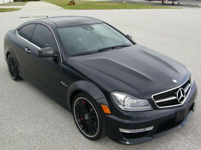 2012 Mercedes-Benz C-Class C63 AMG 2012 mercedes benz C63 AMG
