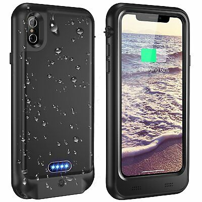 premium selection 3b0e4 44700 IPHONE 7 PLUS/8 plus/6s 6plus QI Wireless Waterproof Rechargeable ...