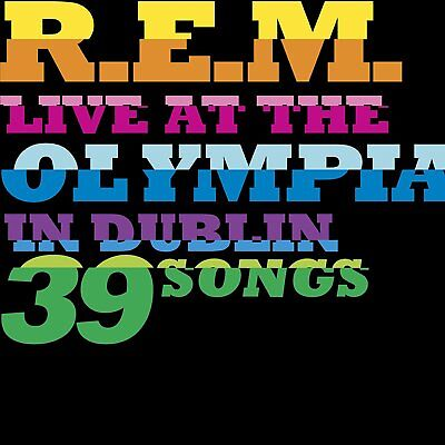 Live at the Olympia [Limited Edition 2 CD/1 DVD/4 LP] by R.E.M. (CD, Nov-2009, 7
