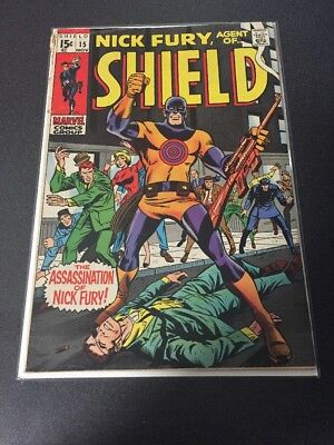 Nick Fury Agent Of Shield Issue 15