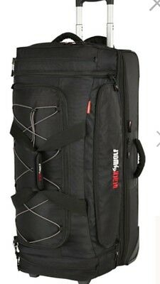Black Wolf Blade runner 110 + 30 Wheeled Duffle Bag