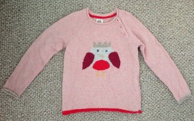 Mini Boden Girls jumper, 6-7Y