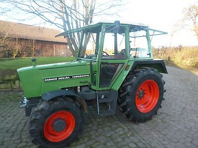 Fendt 304LSA 4135Std. Bj.1985 Farmer Bulldog Schlepper Tüv 1Hd. TOP Trecker