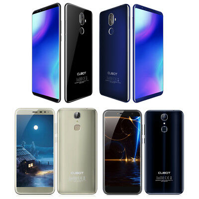 Cubot X18 Plus 4+64GB 20MP FHD+ / X18 3+32GB 16MP HD Smartphone 4G Android Handy
