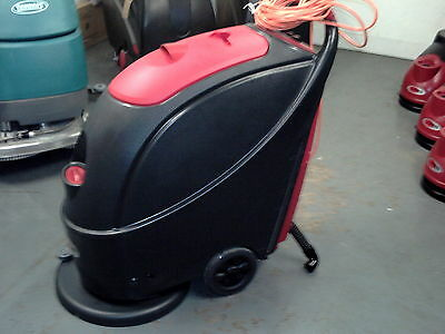 """Viper AS510C 240 volt mains powered 20"""" floor scrubber drier cleaner"""