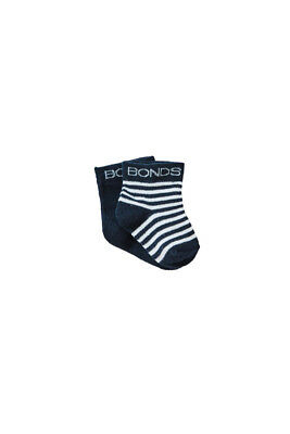 Bonds - Classic Bootee - Blue - 2 Pack