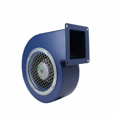 Centrifugal industrial extractor fan blower 2000 RPM; 600  m3/h; 230 V