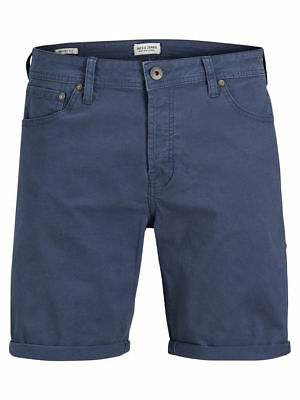 JEANS UOMO BERMUDA JACK JONES RICK ORIGINAL SHORTS WW colorato corto PANTALONE