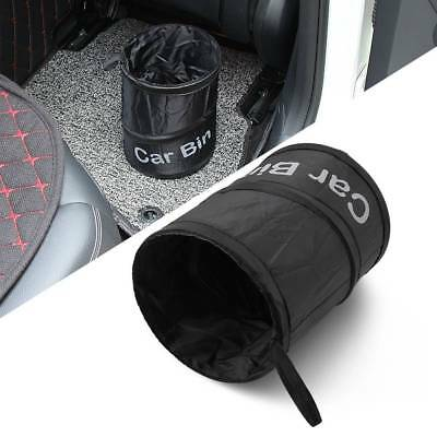 Waste basket Trash can Litter Container Car Auto Pop Up Garbage Bin Bag Water