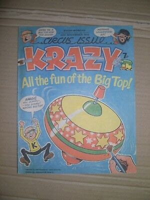 Krazy issue dated November 20 1976