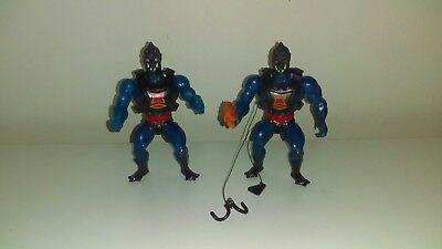 2 mal Webstor * Master of the Universe *He Man