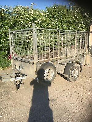 Ifor Williams gd84g. 8x4