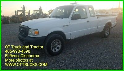 Ford Ranger XL 2010 Ford Ranger XL Extended Cab 2.3L Gas 2wd Pickup Truck Automatic