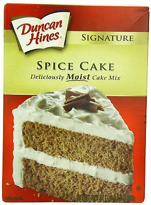 Duncan Hines Spice Cake 15.25 oz
