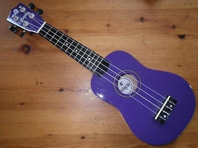 Purlpe Ukelele Made By Octopus