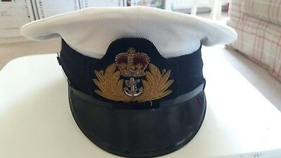 Royal Navy Officer's Cap