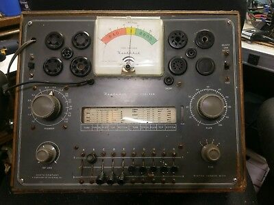 HEATHKIT  TC-2 Vacuum Tube Tester