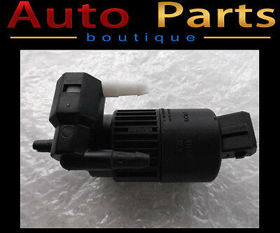 Jaguar X-Type 2005-2006 Windshield Washer Pump C2S42395  NEW Oem Genuine