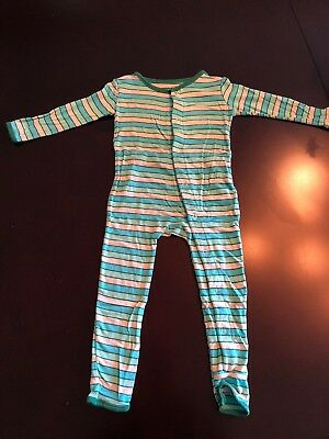 Kickee Pants Coveralls Boy 18-24 Months