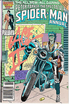 The Spectacular Spider-Man Annual #6 (1986, Marvel)