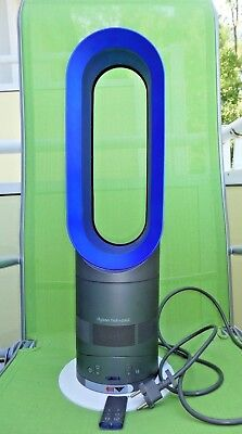 Dyson Hot / Cool AM05 Metallic Blau