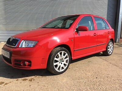 Skoda Fabia VRS TDI , only 64k from new, must be best available