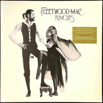 Fleetwood Mac - Rumours [Current Pressing] LP Vinyl Record Album [New Sealed]