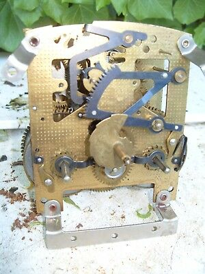 clock parts  smiths   striking  movement  spares repair