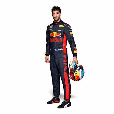 Red bull Printed suit 2018 Latest Style