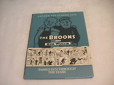 The Broons And Oor Wullie Hardback Annual Golden Age Classic Fun 1936 – 1969 Dc