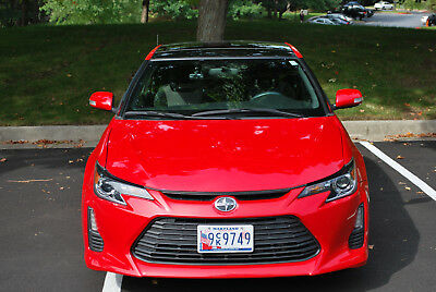 2015 Scion tC  2015 Scion TC Red/Blk Xenon/HID MP3/Bluetooth GPS Security Toyota Lexus Quality!
