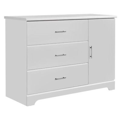 Storkcraft Brookside 3 Drawer Combo Dresser