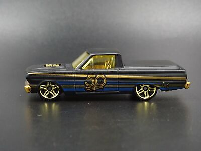 1965 Ford Ranchero Rare 1:64 Scale Limited Collectible Diorama Diecast Model Car