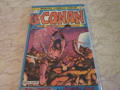 Conan the Barbarian #19 (Oct 1972, Marvel)
