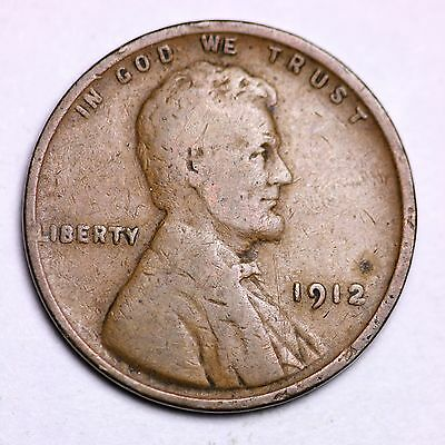 1912 Lincoln Wheat Cent Penny LOWEST PRICES ON THE BAY!  FREE SHIPPING!