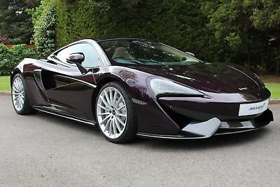 2016 McLaren 570GT with GT Upgrade Pack Petrol purple Semi Auto