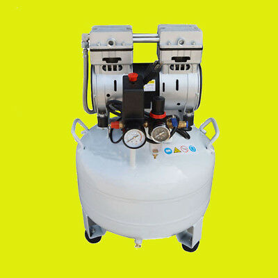 Brand New 35L Medical Noiseless & Oilless Dental Air Compressor