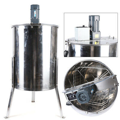 Honey extractor SPINNER bee Stainless steel 4 Frames electrical Honey Extractor