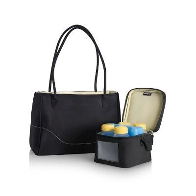 Medela CityStyle bag + Cooler Bag + Ice Brick