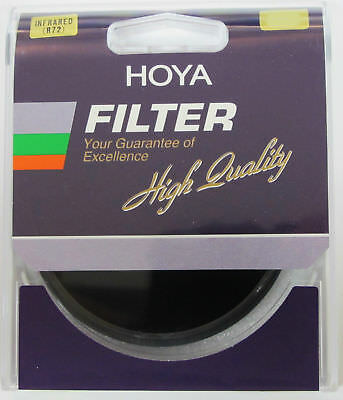 Hoya 72mm Infrared IR (R72) Lens Filter New & Sealed UK Stock