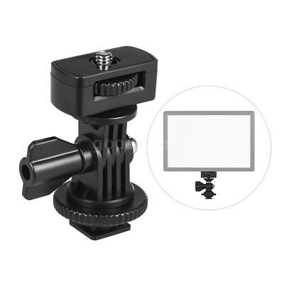 """Universal Adjustable Cold Hot Shoe Mount Adapter with 1/4"""" Screw for B8G7"""