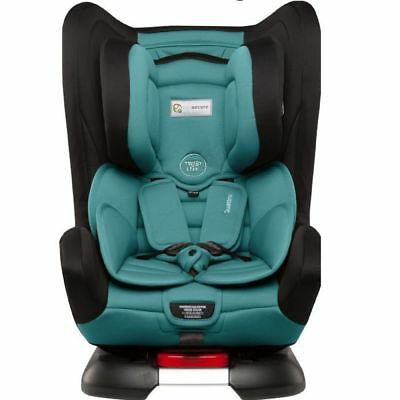 InfaSecure Quattro Astra 0 to 4 Years Convertible Car Seat - Aqua