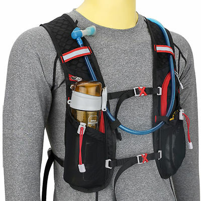 Breathable Running Cycling Vest Backpack Sport Camping Hydration Pack Water Bag